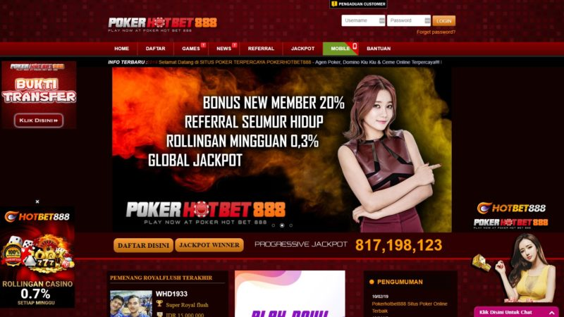 Situs Bermain Judi IDN Poker88 Online Terpercaya di Indonesia